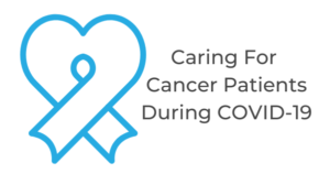 Caring for Cancer Patients During Covid-19 - Heart Ribbon