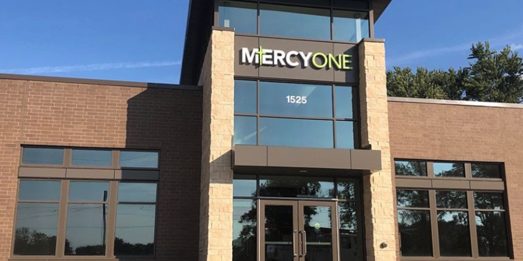 MercyOne Des Moines Lung Cancer Clinic