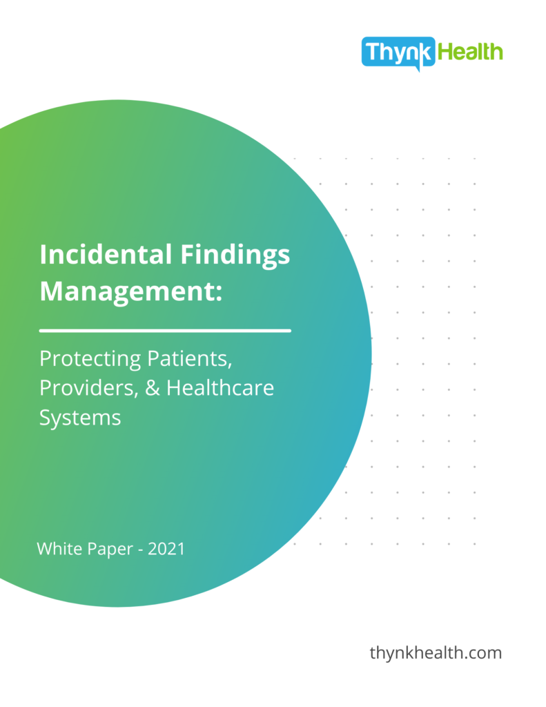 Incidental Findings Management_ Protecting Patients, Providers, & Healthcare Systems-2